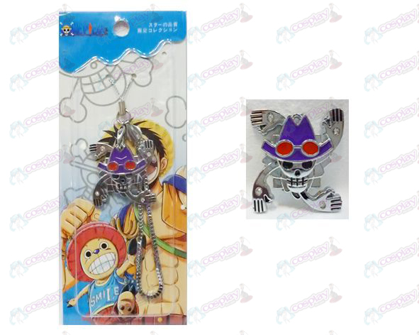 One Piece Accessories Strap years Houluo Bin flag