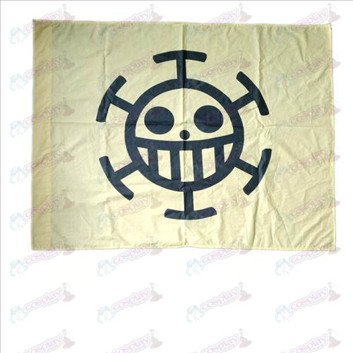 One Piece Accessories �ض��޼� Doctors A pirate flag