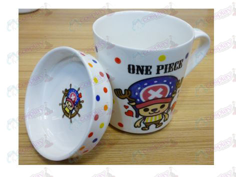 One Piece Accessories years Houqiao Ba ceramic cup