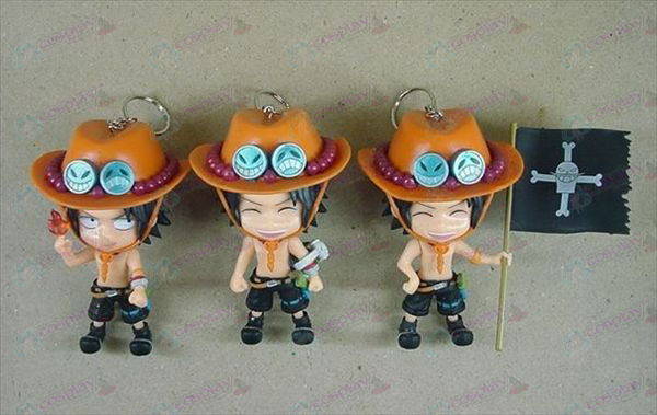 53 Generation 3 One Piece Accessories Keychains
