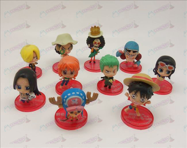 10 Q version two years later One Piece Accessories doll cradle (no box)