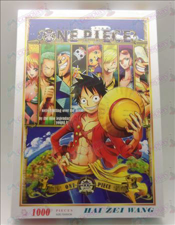 One Piece Accessories puzzle 934