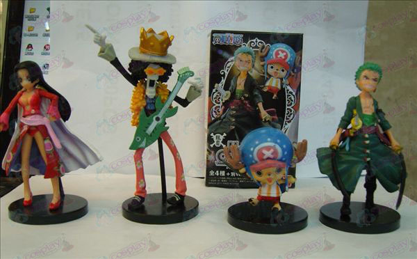 Two generations after 2 years 4 models One Piece Accessories