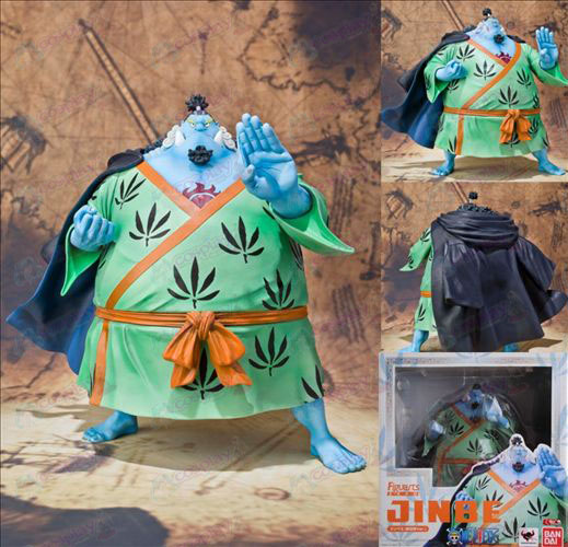 zero Jinbei -2 years after Packed One Piece Accessories (18cm)