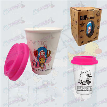 Double color ceramic cups (Chopper)