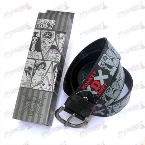 One Piece Accessories Belts