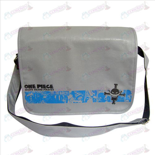 32-129 Messenger Bag One Piece Accessories white beard