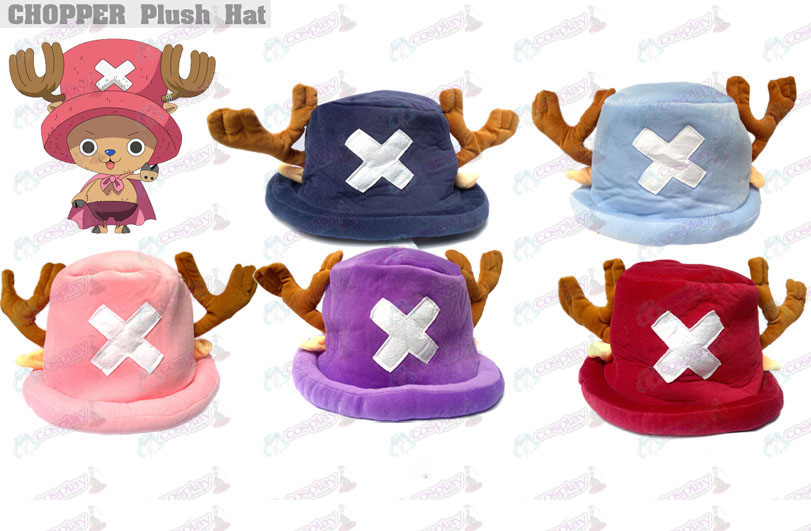 One Piece Accessories Chopper Hat choose one of five