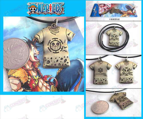 One Piece Accessories Clothes necklace 2
