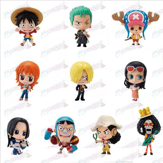10 Q version of One Piece Accessories Doll (box)