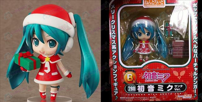Q-280 # Christmas Hatsune hand to do tours B