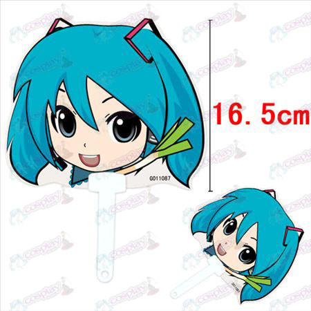 Hatsune Miku AccessoriesMIkU pretty cool fan