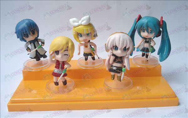 3 Generation 5 models Hatsune doll cradle