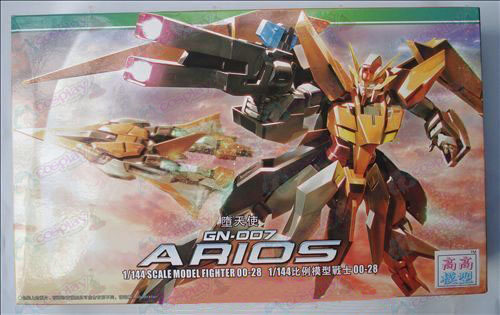 TT1/144Gundam Accessories Model fallen angels 00-28