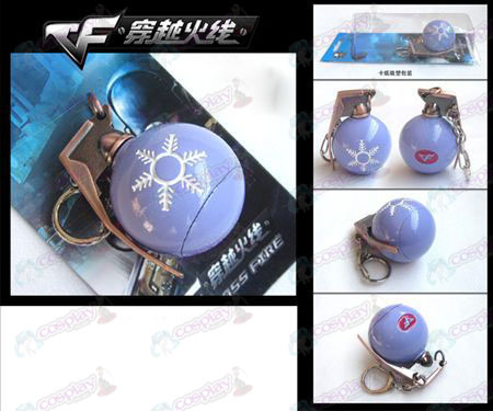 CrossFire Accessories snowflakes grenades