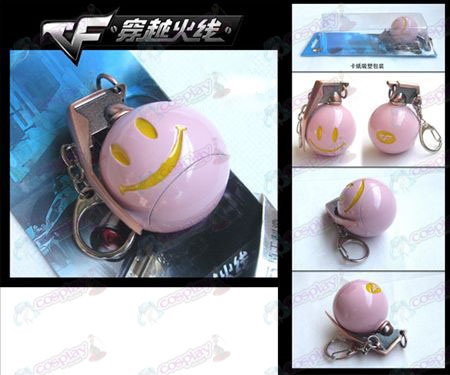 CrossFire Accessories smiley grenades