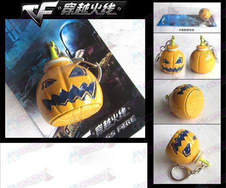 CrossFire Accessories grenade pumpkin