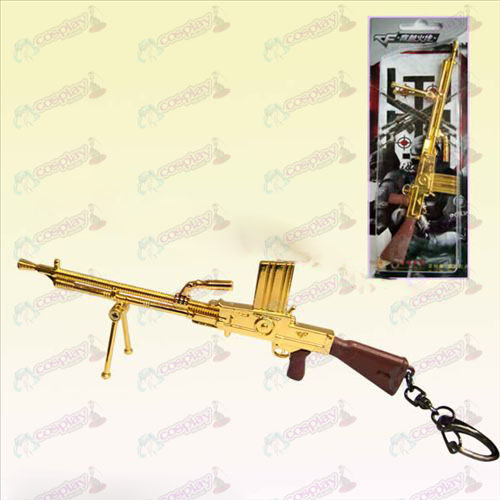 CrossFire Accessories Czech-style light machine gun (gold)