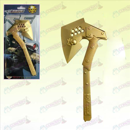CrossFire Accessories Medium ax (Gold)