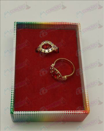 Black Butler Accessories ruby チ6ᄂ7チ6ᄂ7ring (a)