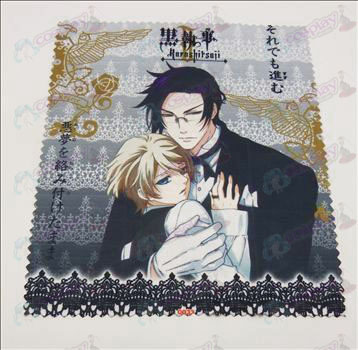 Glasses cloth (Black Butler Accessories0033) 5 sheets / set