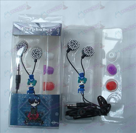 Black Butler Accessories Headphones (character)