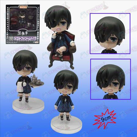 Q-117 # Black Butler Accessories Shire doll face transplant