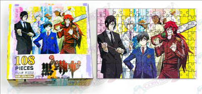 Black Butler Accessories puzzle (108-011)