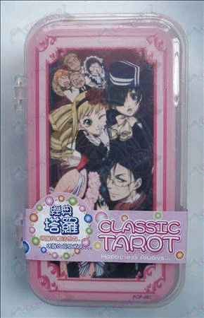Black Butler Accessories Tarot A