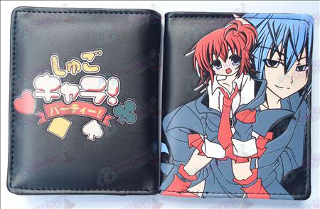 Shugo Chara! Accessories leather wallet 2