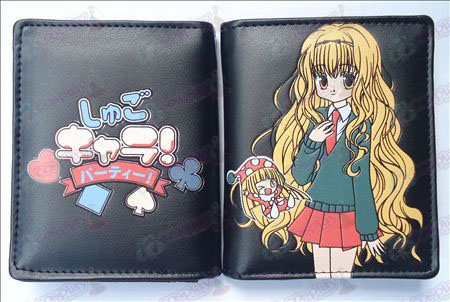 Shugo Chara! Accessories leather wallet 1