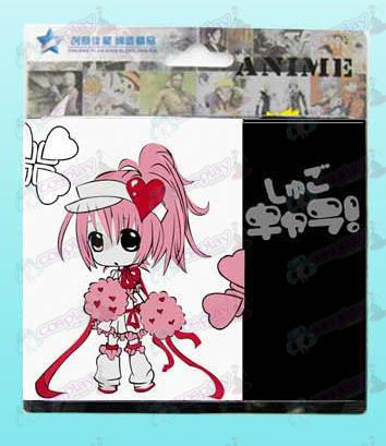 Shugo Chara! Accessories snap wallet 2