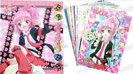 Shugo Chara! Accessories Postcards + Cards (2)