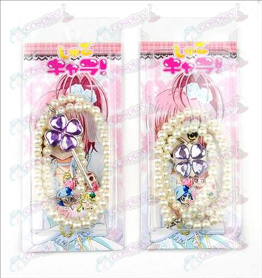 Shugo Chara! Accessories Necklace (Purple) a