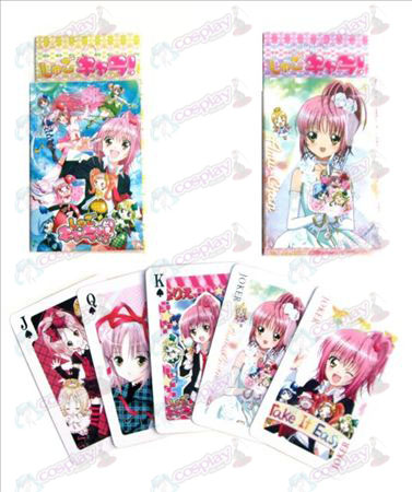Shugo Chara! Accessories Cards