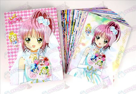 Shugo Chara! Accessories Postcards + card 1