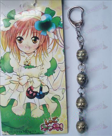 Shugo Chara! Accessories soul Egg Keychain 18-5B (copper)