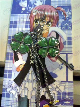 Shugo Chara! Accessories Fashion Phone Strap (Green)