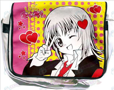 Shugo Chara! Accessories bag (yellow)