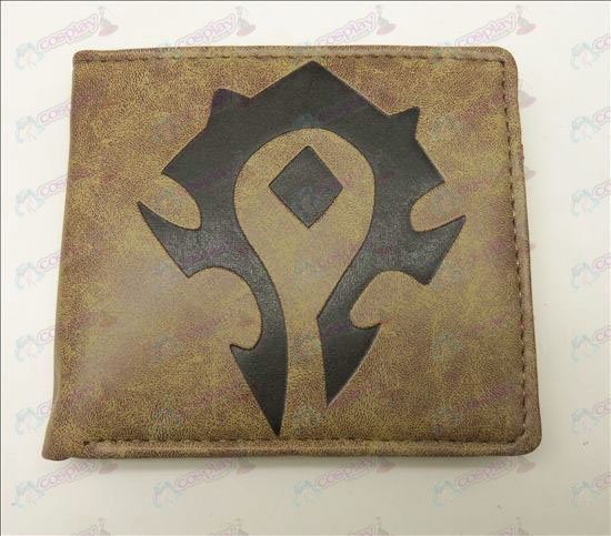 World of Warcraft Accessories matte wallet