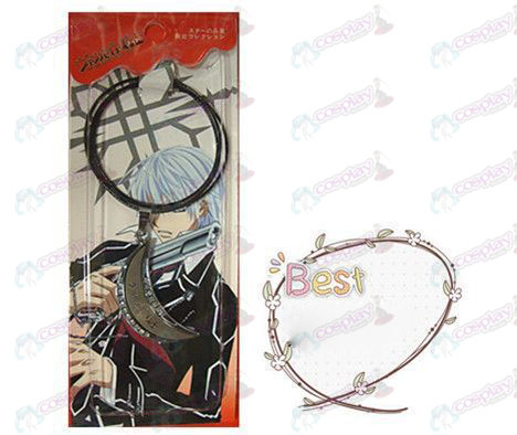 Vampire knight Accessories moon series wire chain
