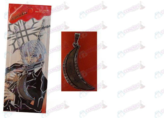 Vampire knight Accessories word necklace Moon Series 0