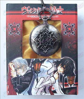 Vampire knight Accessories Pocket Watch + Card