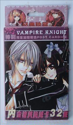 32 Vampire knight Accessories Stickers