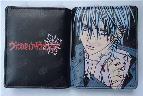 Vampire knight Accessories leather wallet 2