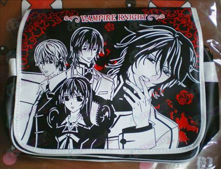 Vampire knight Accessories leather satchel