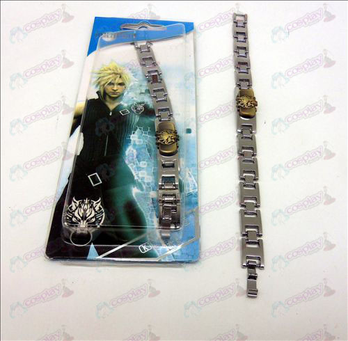 DFinal Fantasy Accessories Bracelets (Bronze)