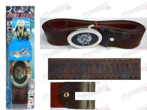 Final Fantasy Accessories new belt