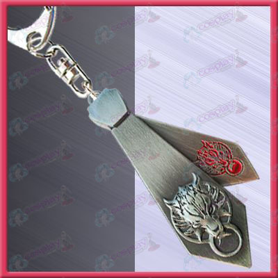 Final Fantasy Accessories-Langtou tie hanging buckle (movable)