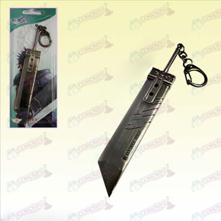 Final Fantasy Accessories Zaks sword buckle